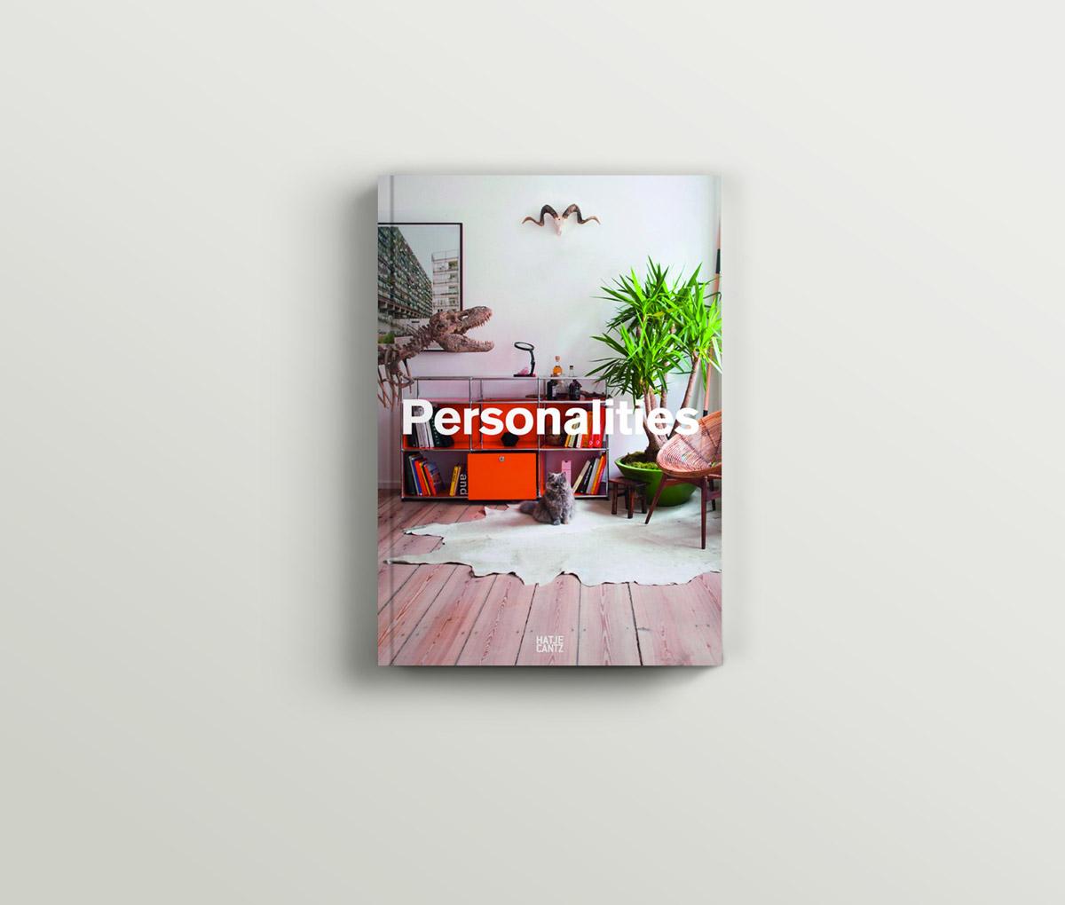 Personalities Book